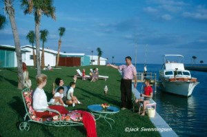 FL Bay w-people, ©J.Swenningsen