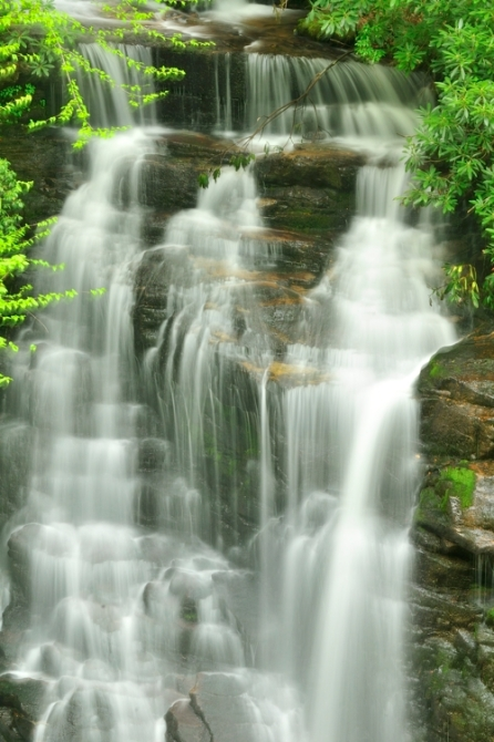 Soco Falls, Soco Rd. Maggie Valley, NC Bob Grytten photo