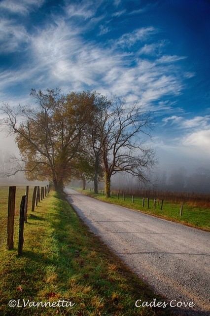 Cades Cove by Linda Vannetta