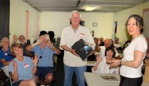 Lens luggers Award Think Tank Bag to Duke Miller