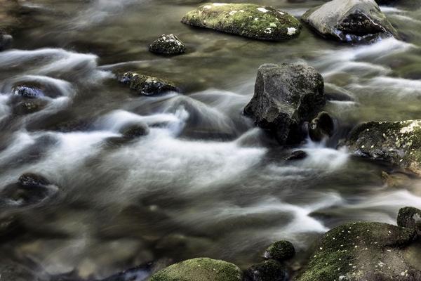 L.Sasso, Waterflows #4, 60mm, f:29, 2.5Sec